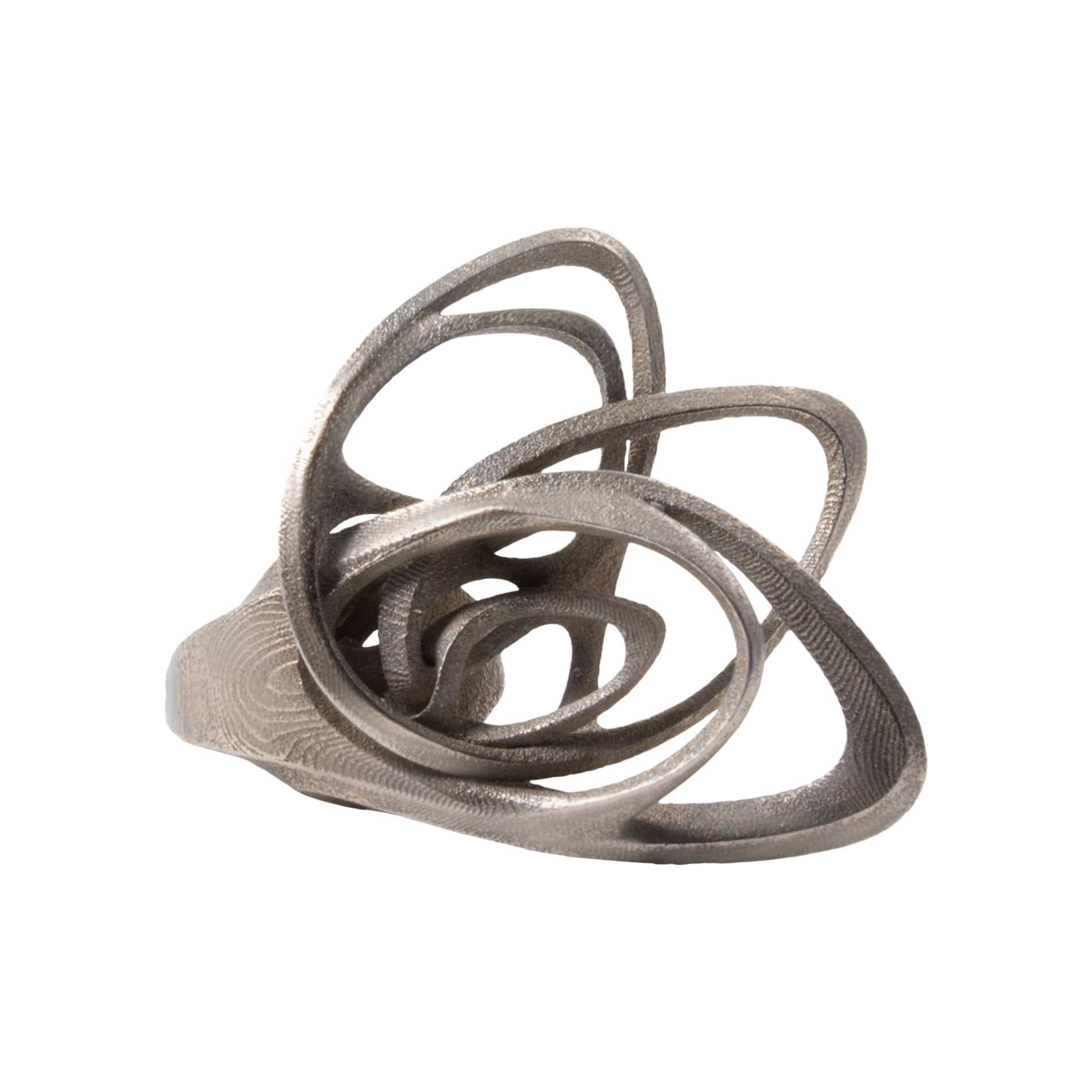 LACE by Jenny Wu Rings Papilio Bold Steel Ring