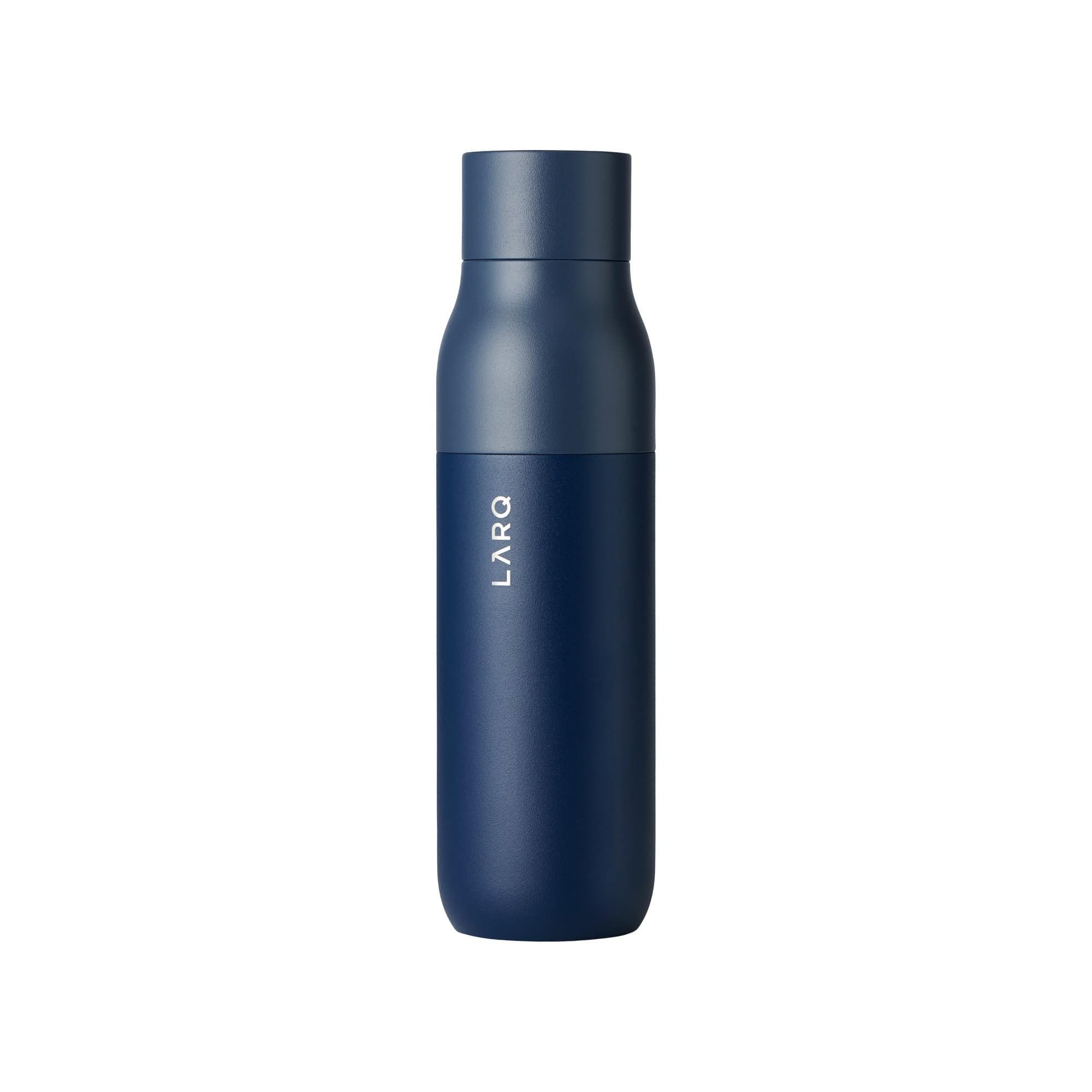 LARQ Water Bottles Monaco Blue Bottle