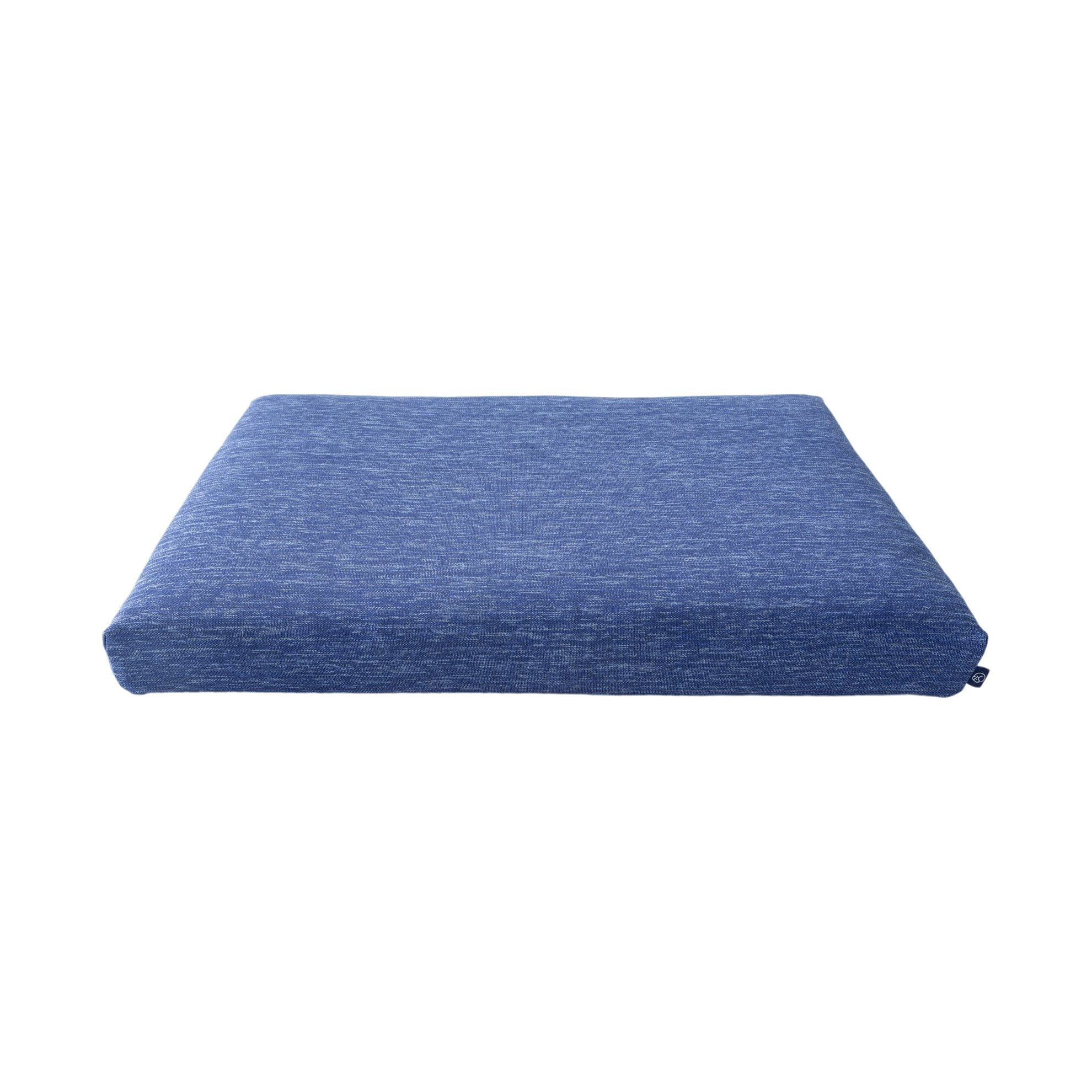Laylo Pets Beds + Mats Blue Melange Dog Bed or Bed Cover