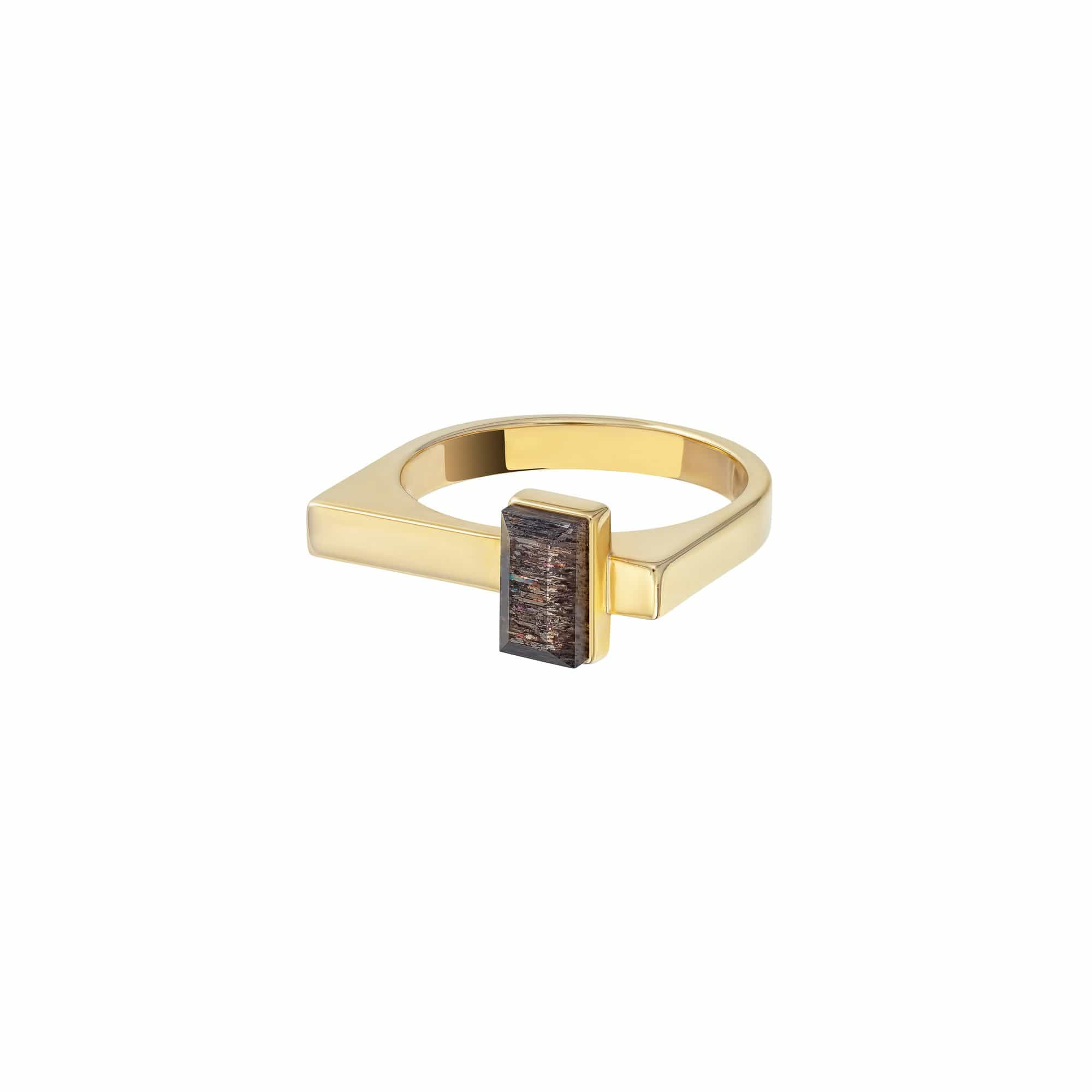 Leta Rings Roma Gold Plated Ring