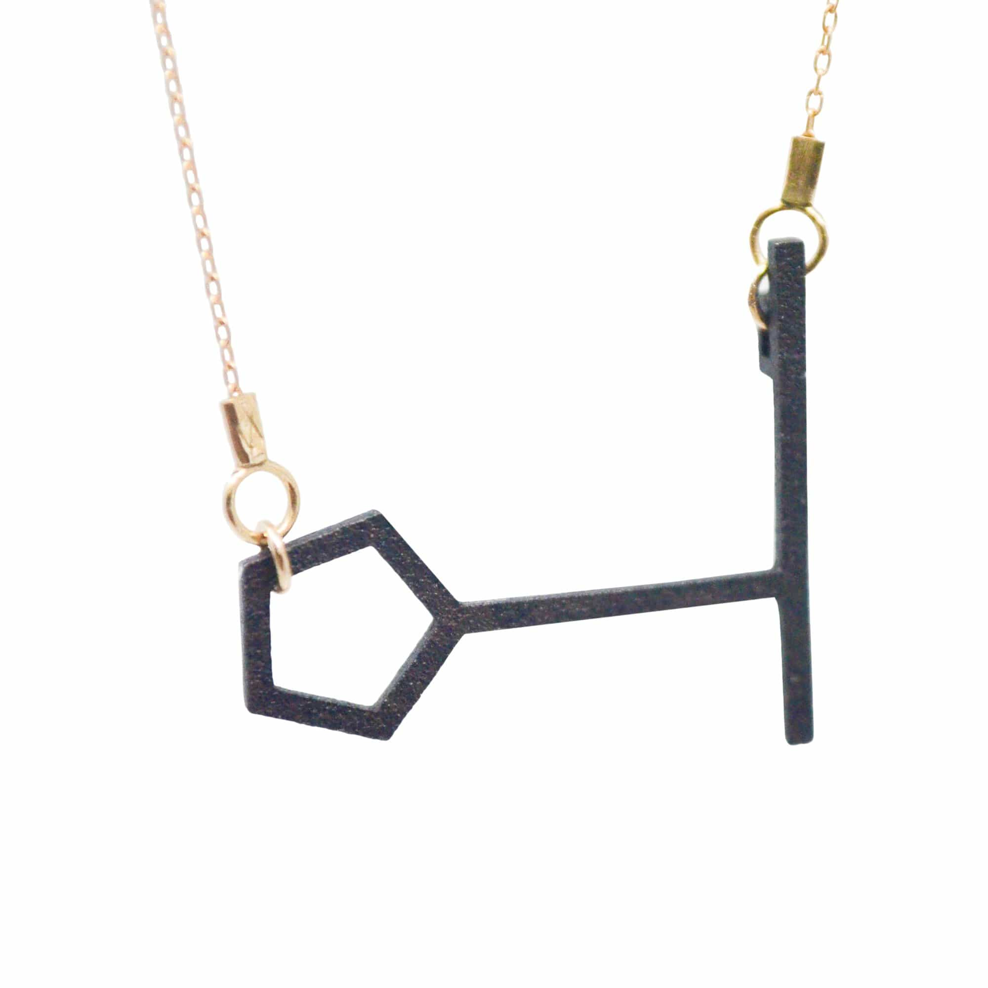 Penta Small Necklace