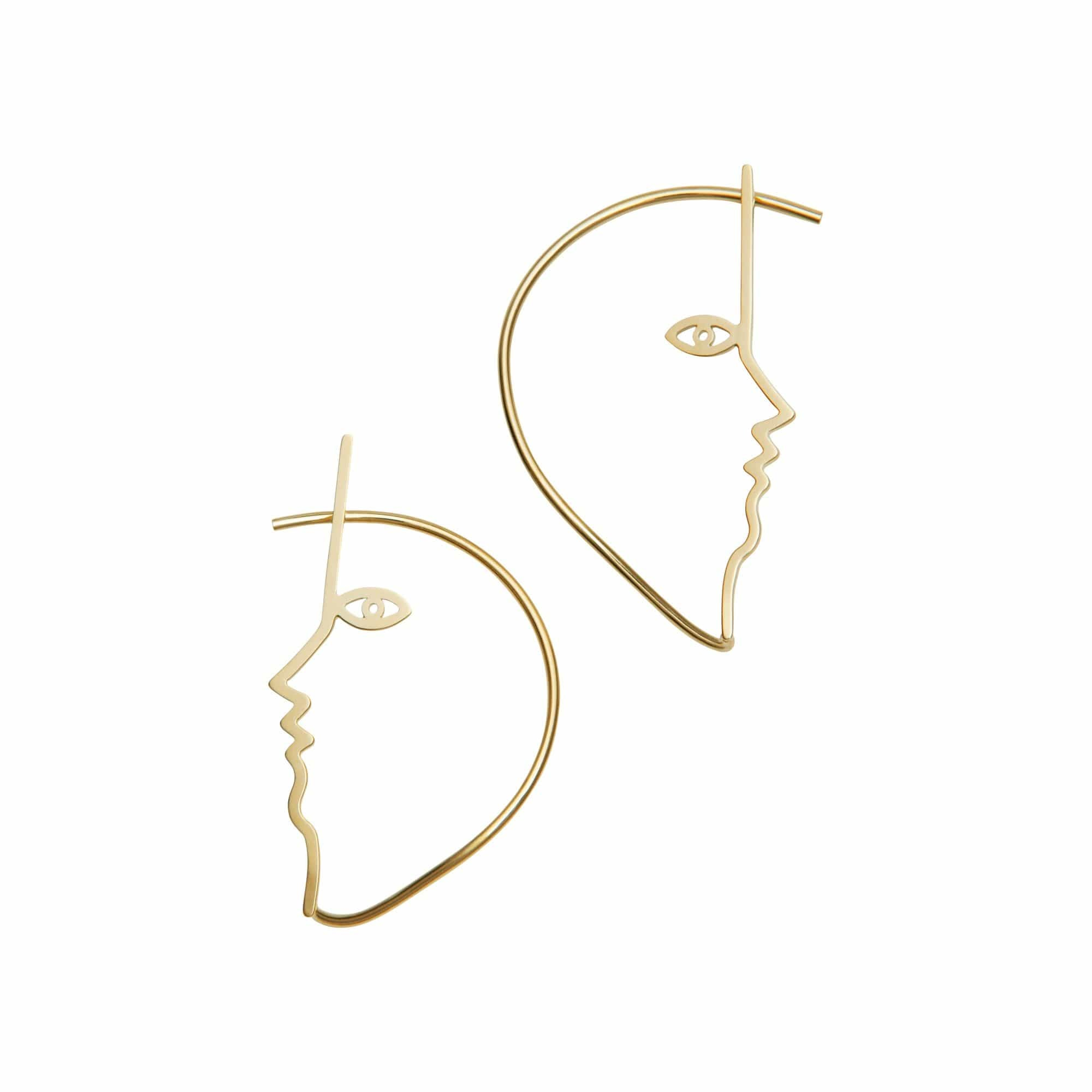 Mara Paris Earrings Dina Ear Cuff
