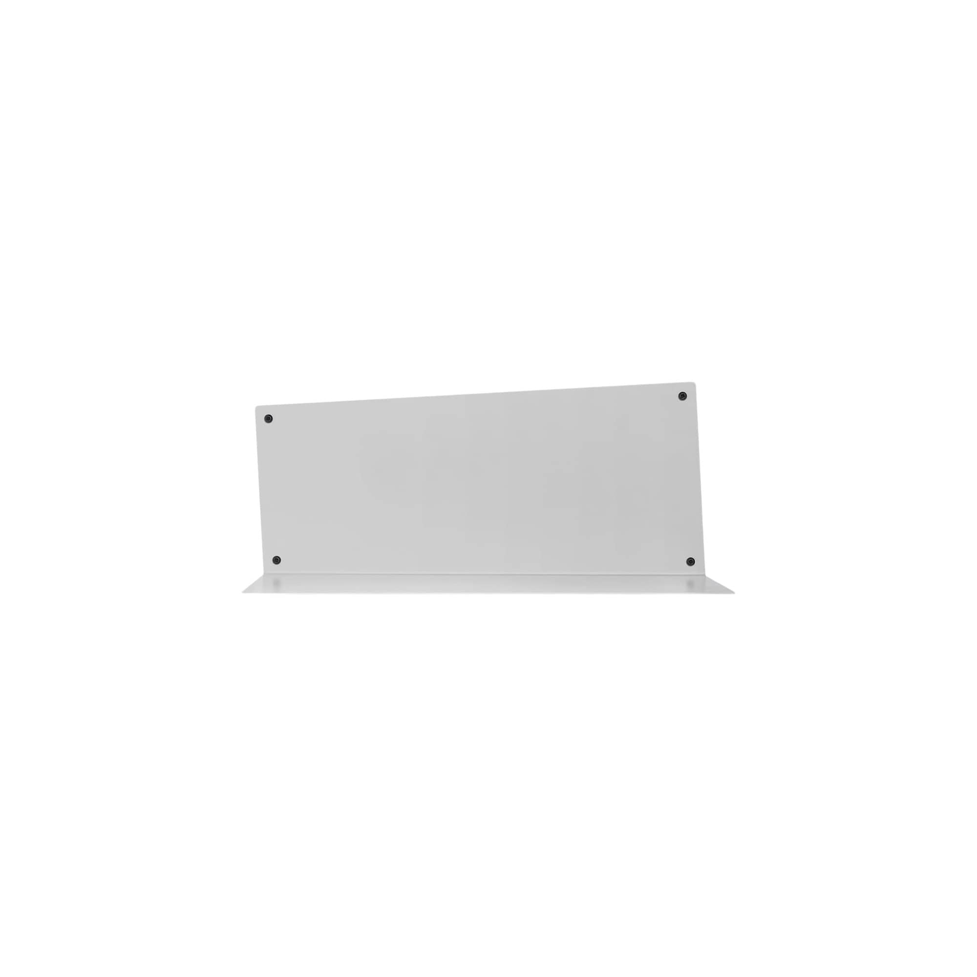 ANGLE Shelf Small - Light Grey