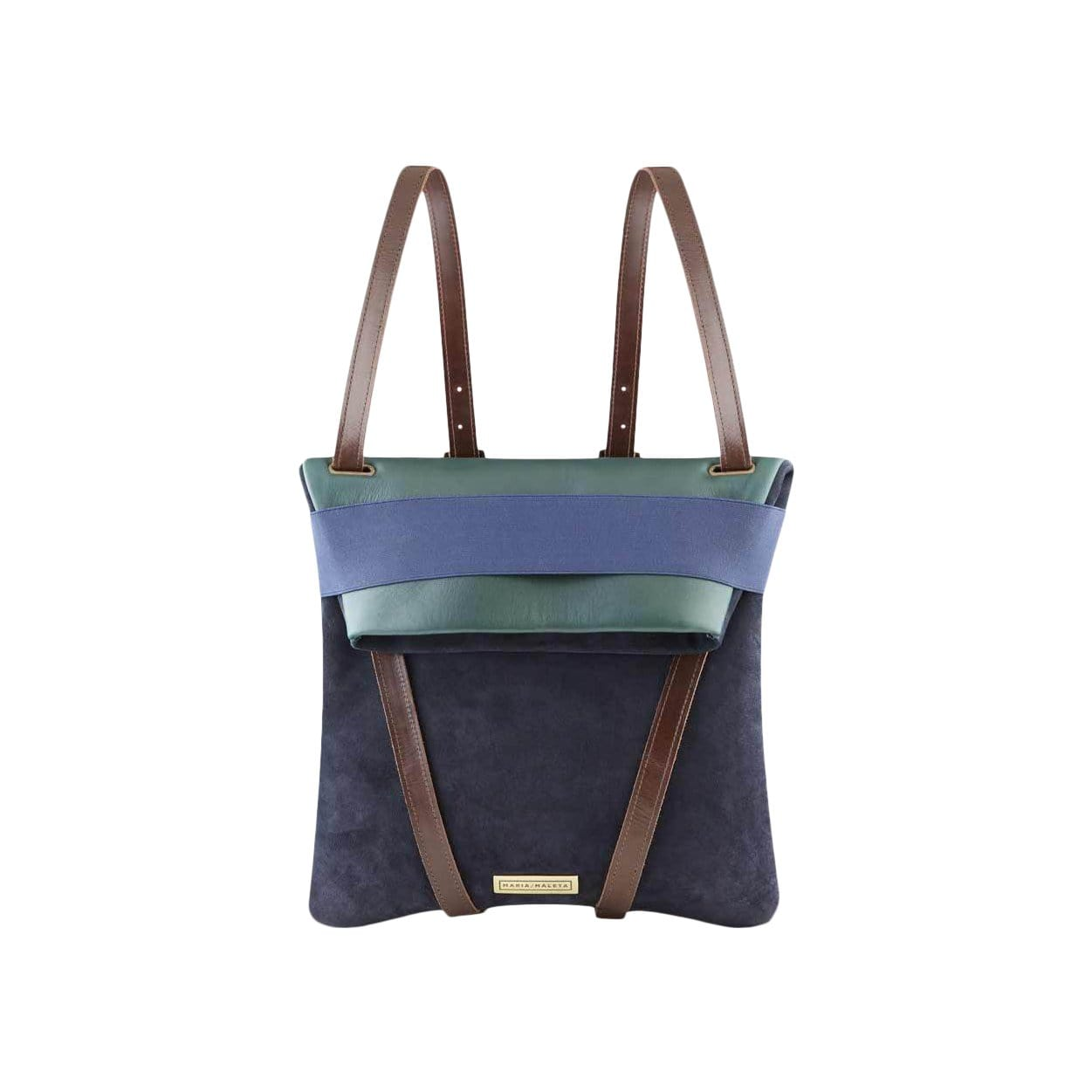 mariamaleta Backpacks Moss Backpack