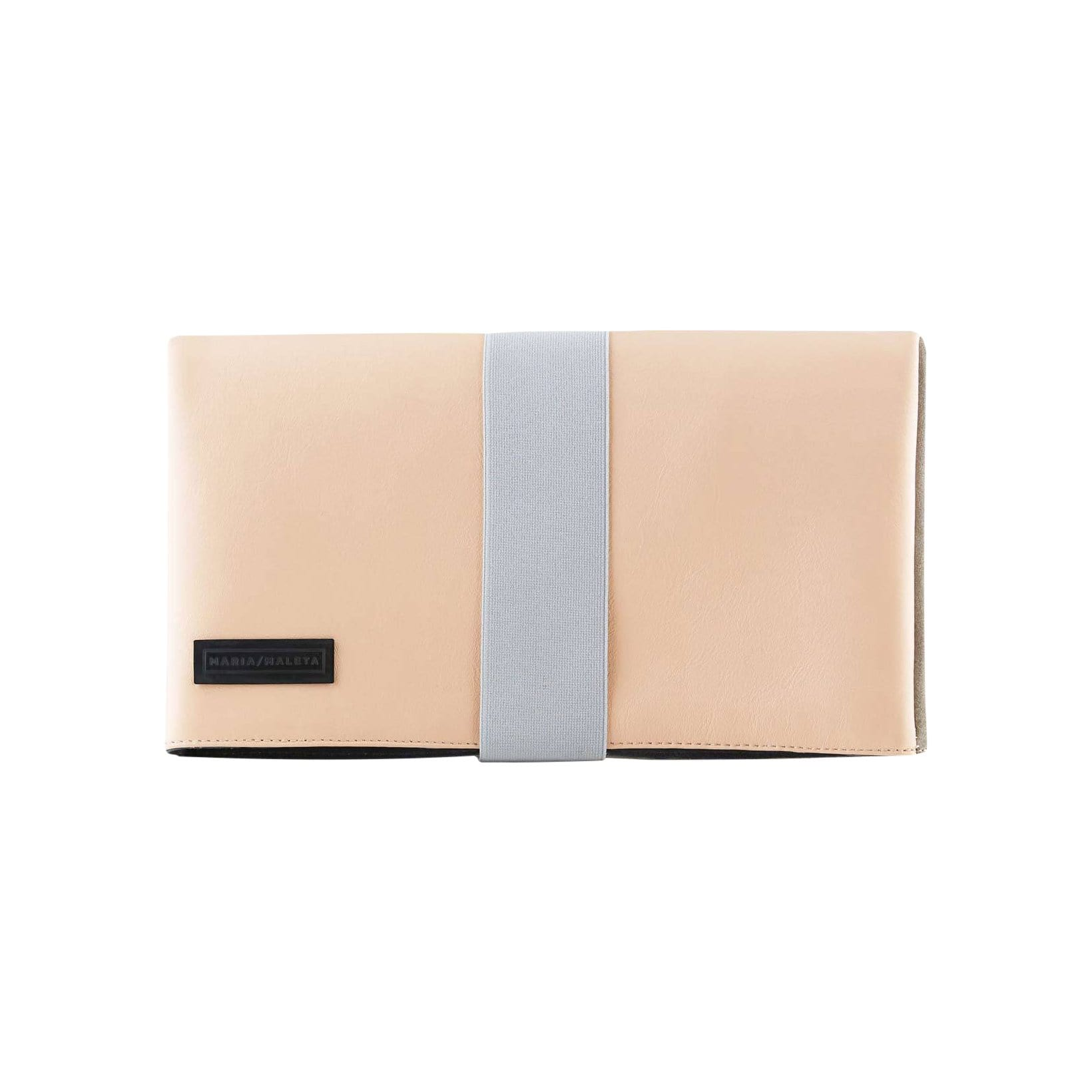 mariamaleta Handbags + Clutches Blush Clutch Bag