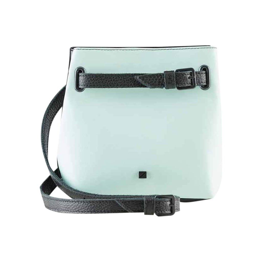 mariamaleta Shoulder, Crossbody + Belt Bags Teal Bum Bag