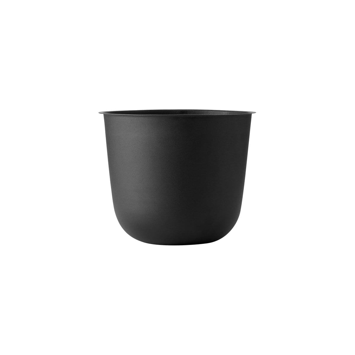 MENU Planters, Pots + Vases Black Wire Pot for Wire Base