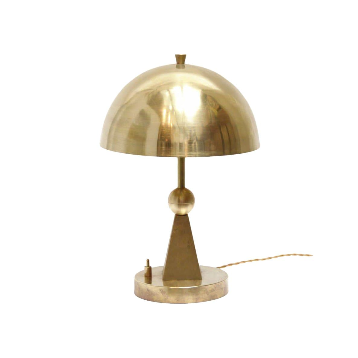 Michele Varian Table Brass Primary Shapes Table Lamp