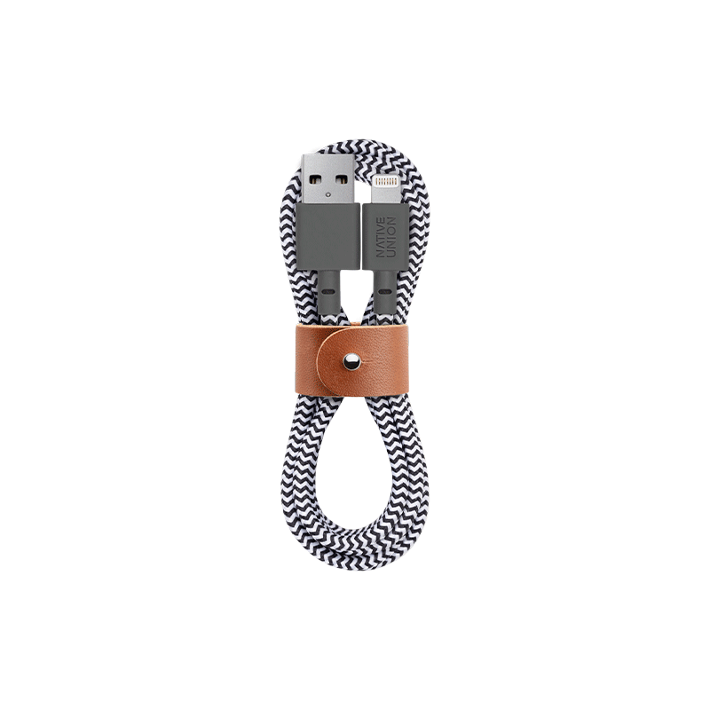 Belt Charging Cable