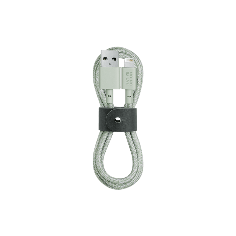 Native Union Belt Cable (USB-A to Lightning)
