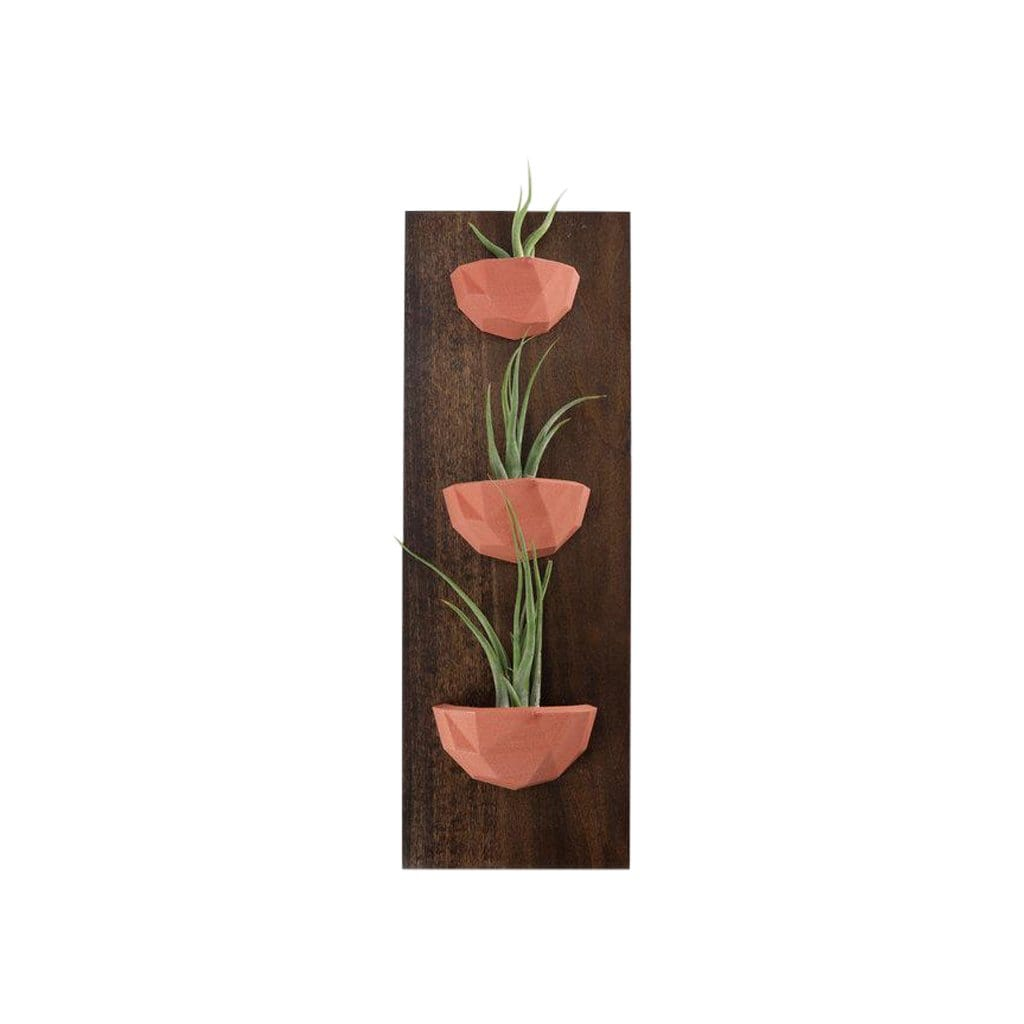 Ohio Workshop Planters, Pots + Vases Geometric Wall Planters