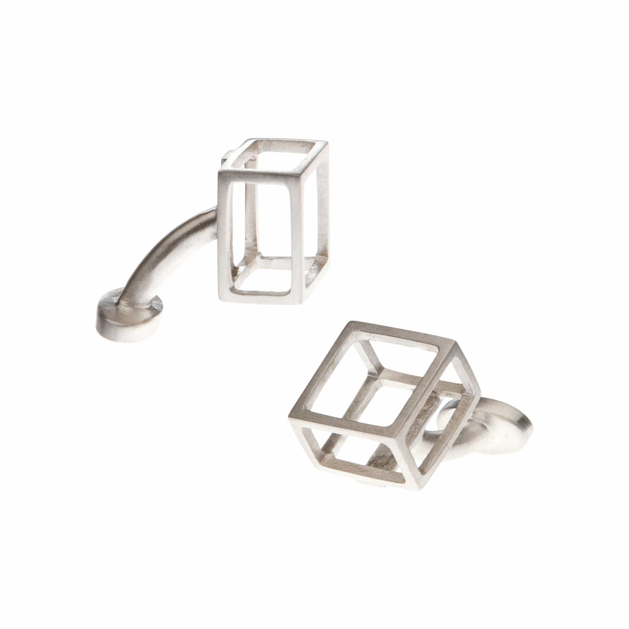 Pico Design Men Cube Cufflinks