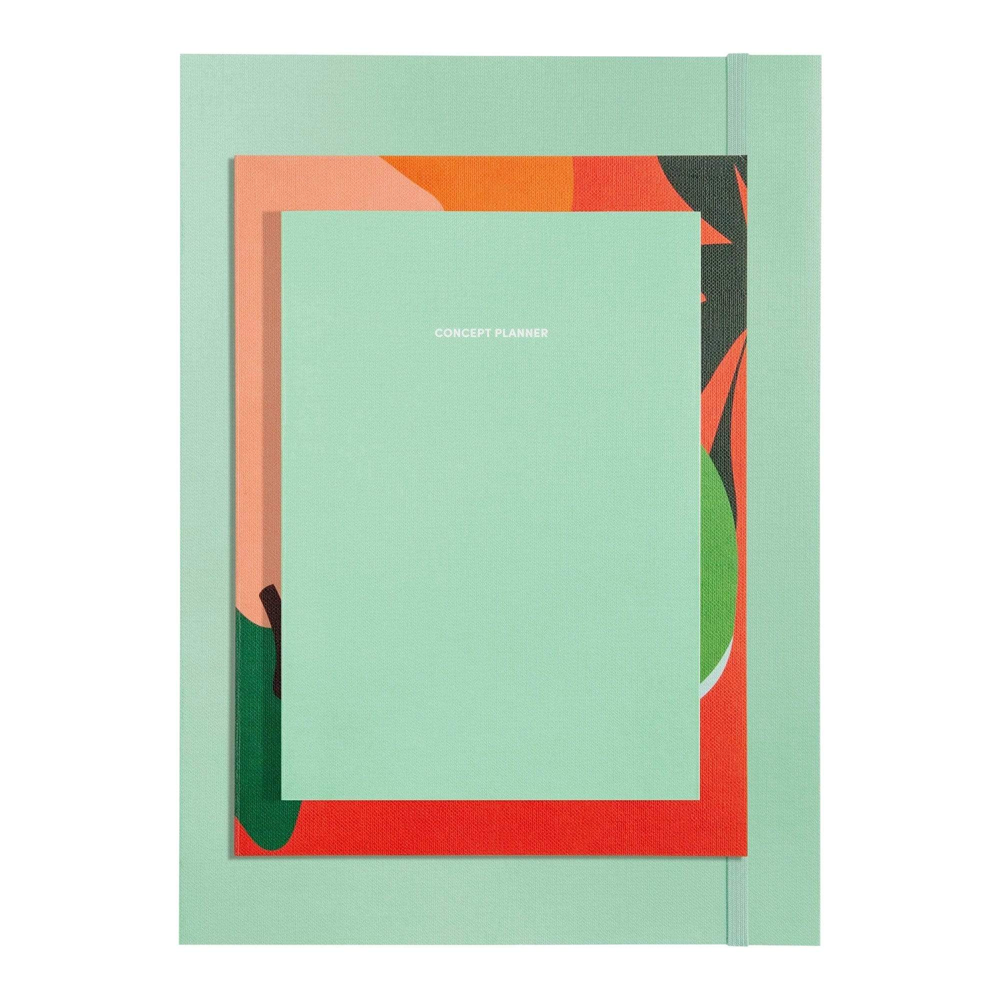Next Page Collection Set in Mint