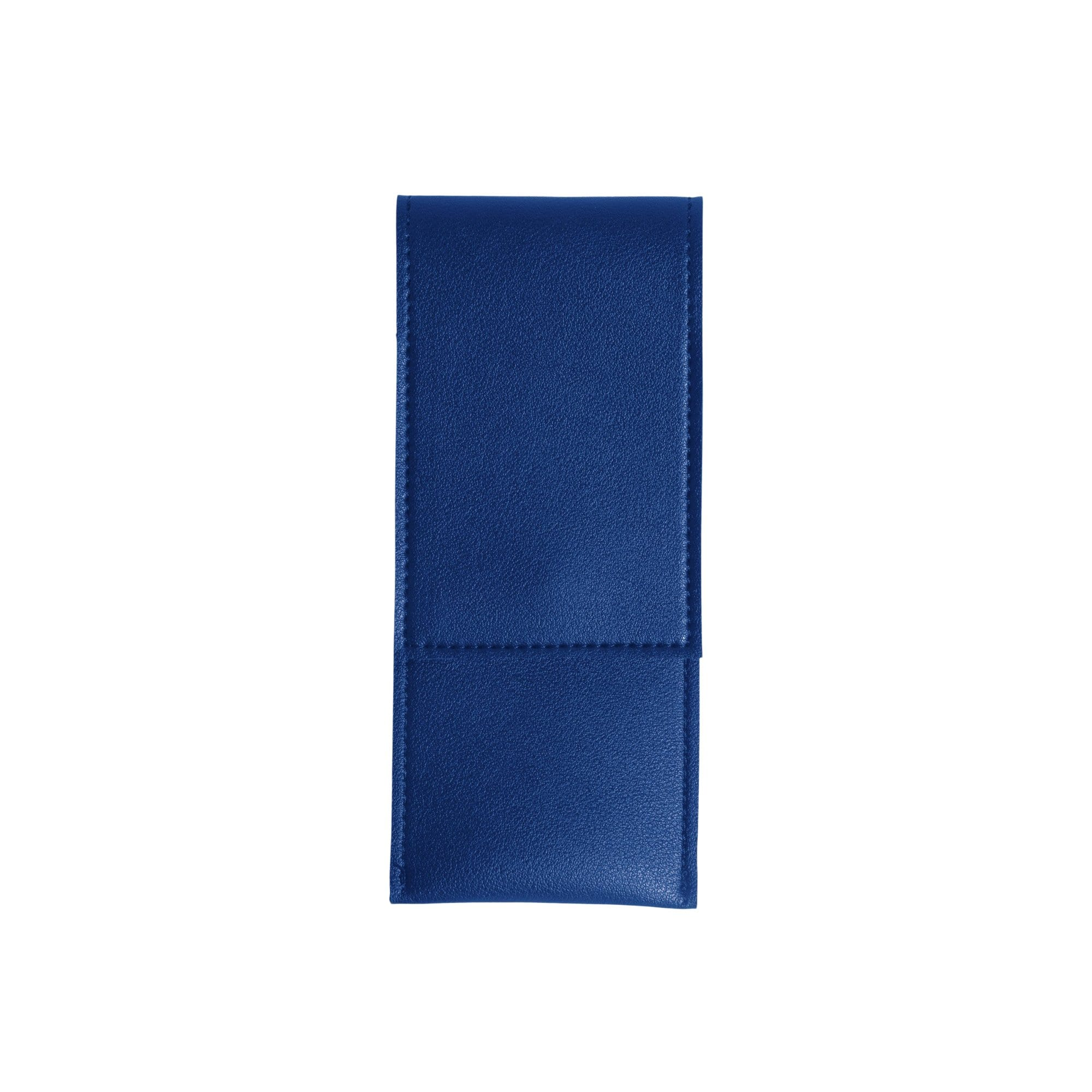 Poketo Writing Tools Elastic Minimalist Pen Pouch in Cobalt