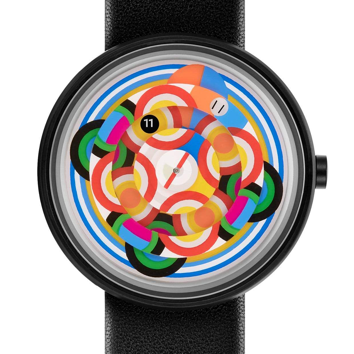 Projects Watches Watches Ode to Delaunay Watch