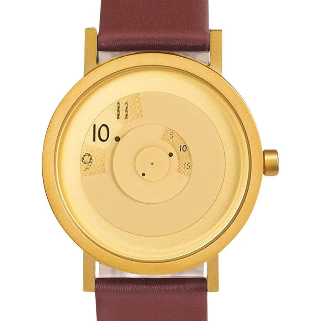 Projects Watches Watches Reveal Brass Watch