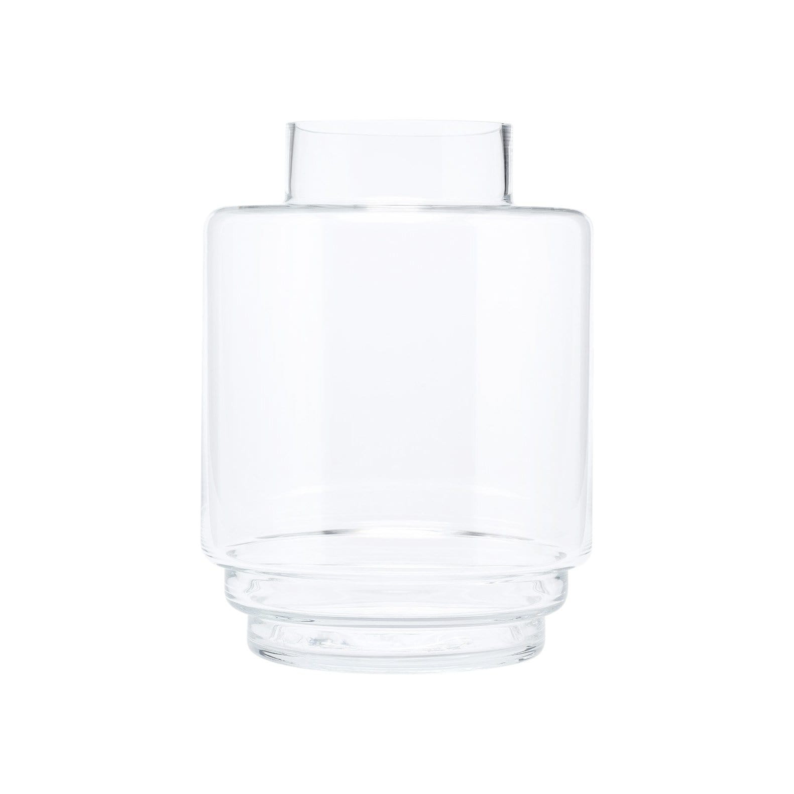 Puik Design Accessories Monday Glass Vase