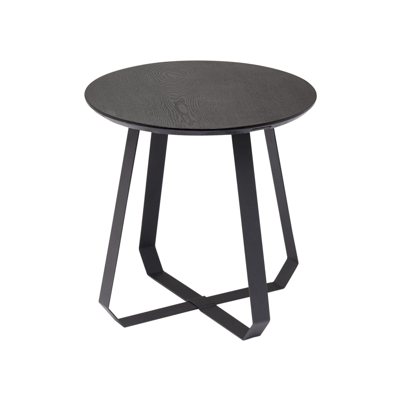 Puik Design Furniture Black Shunan Side Table