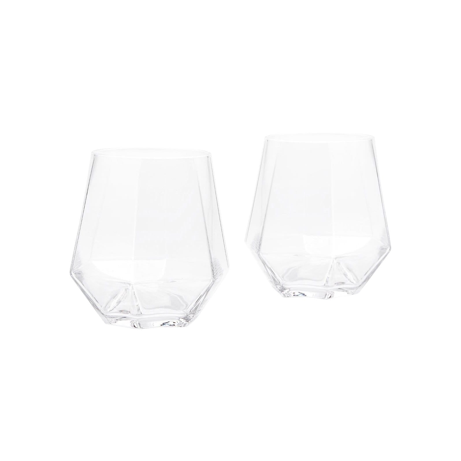 Radiant Crystal Water Glasses