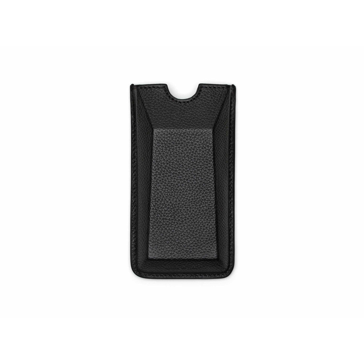 Punkt Tech Cases + Accessories Leather Case Black for MP02