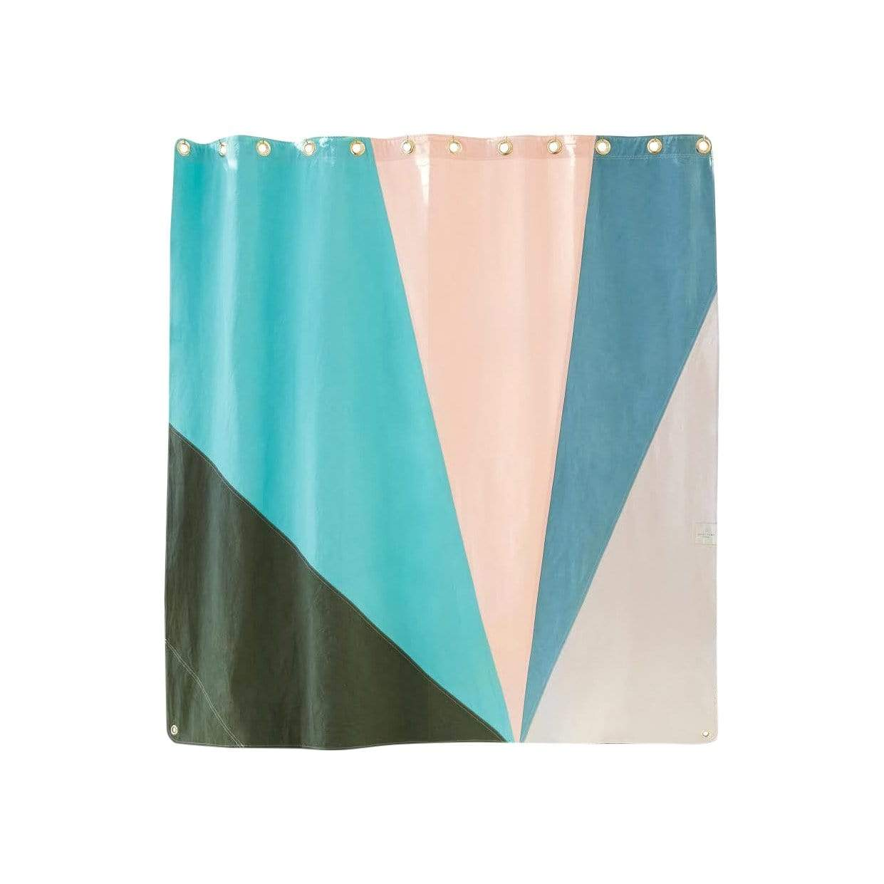 Pacifica Pine Shower Curtain