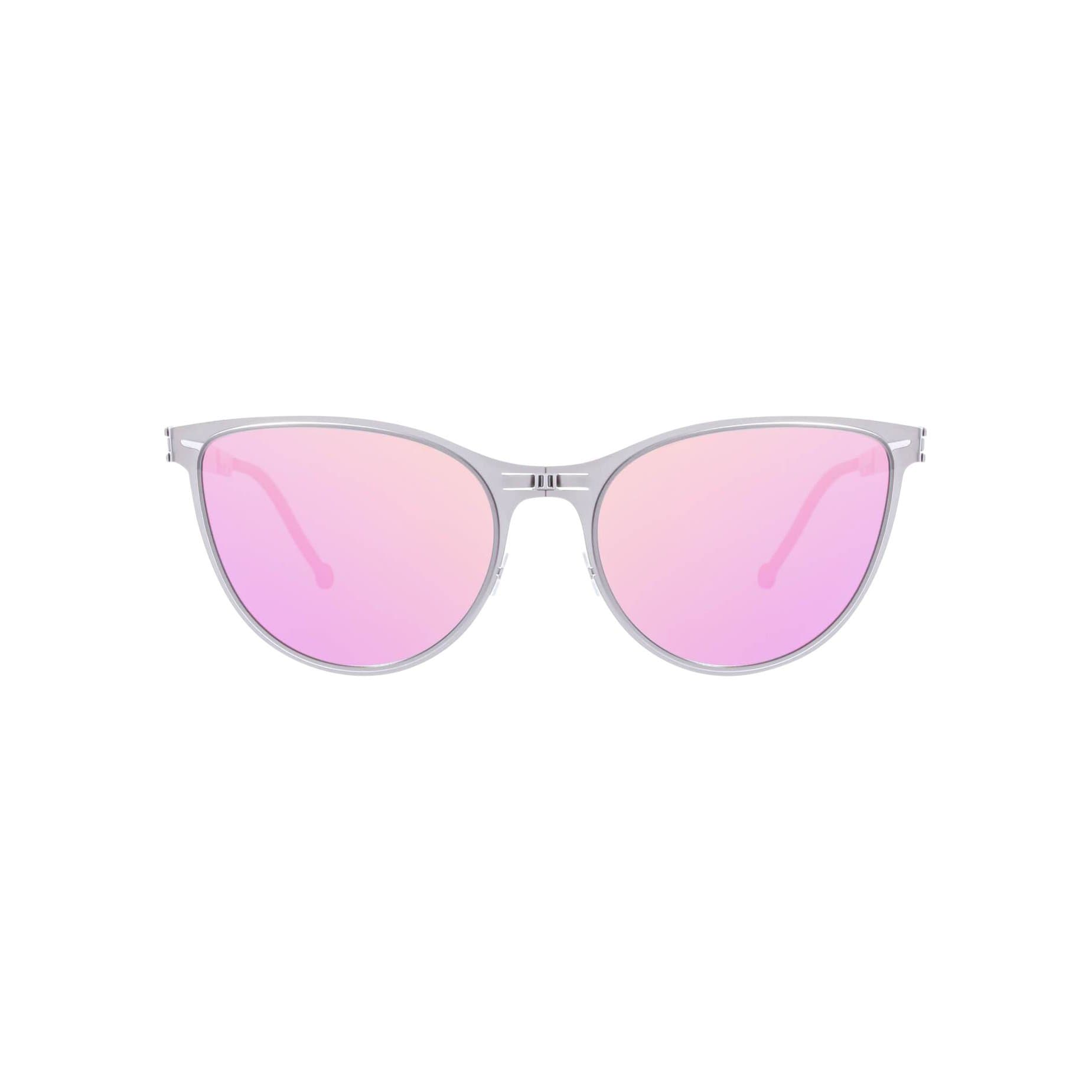 ROAV Eyewear Sunglasses + Eyewear Scarlett-Steel-Grapefruit