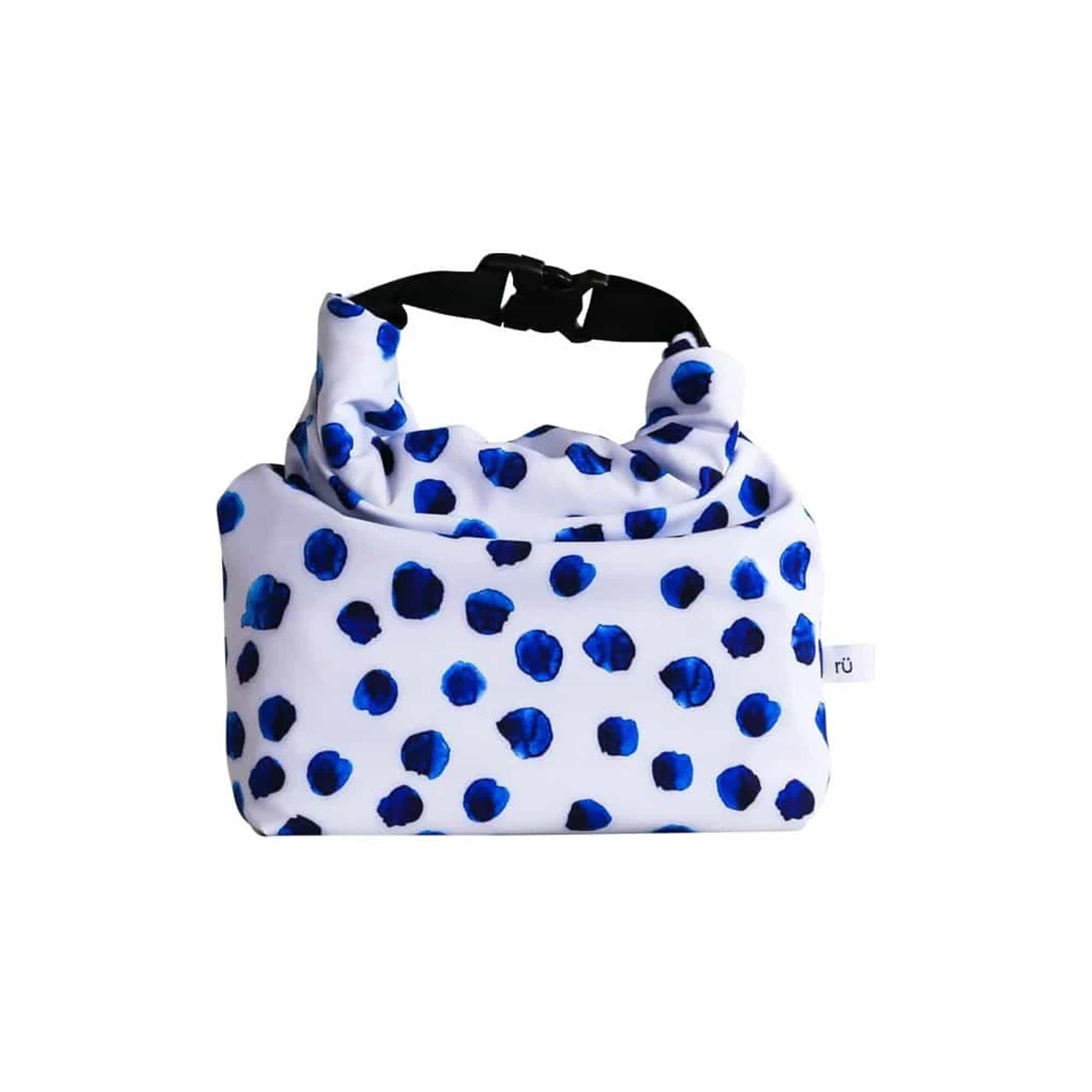 rü supply co. Wine + Food Carriers pölka dot Lunch Bag