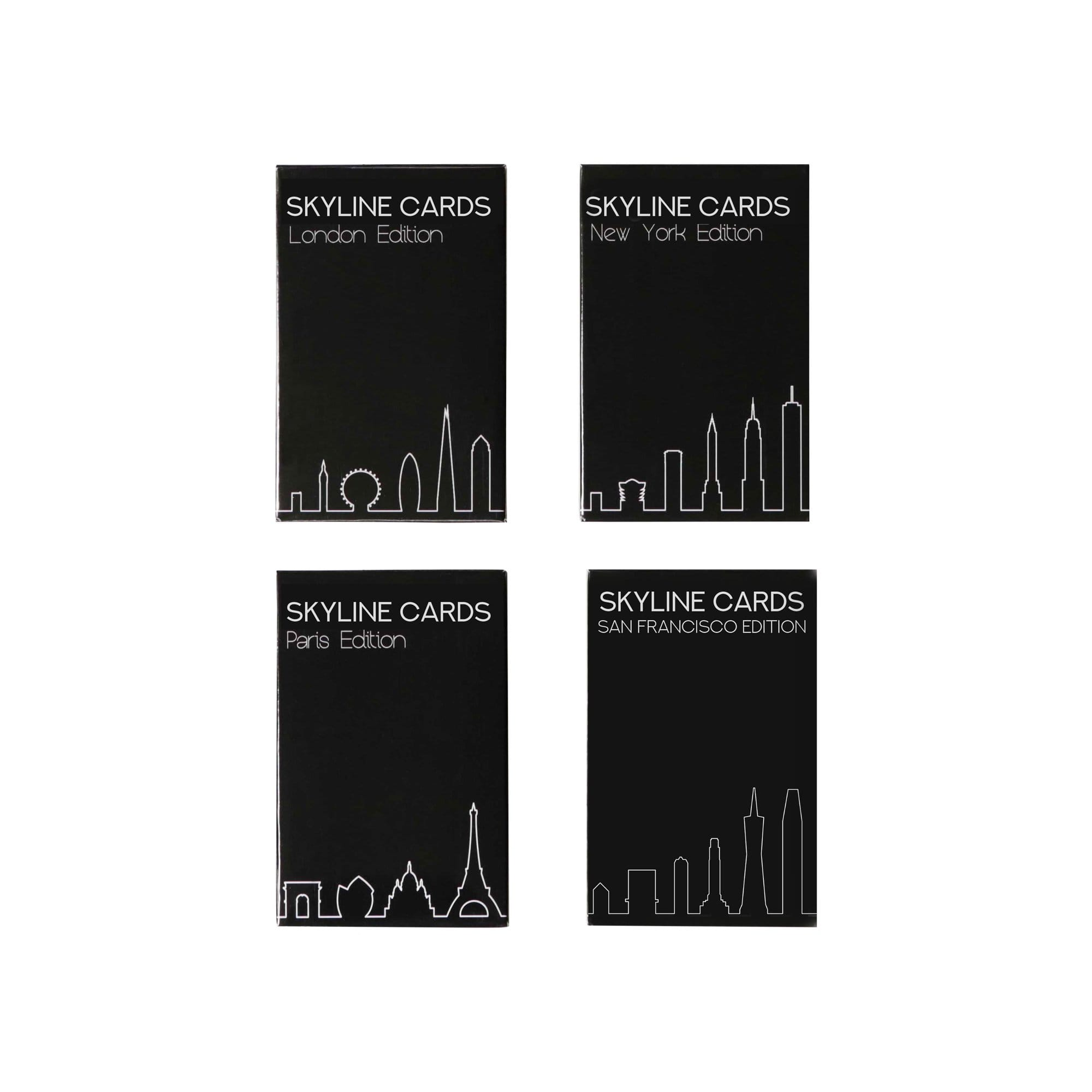 Skyline Chess Games Skyline Playing Cards