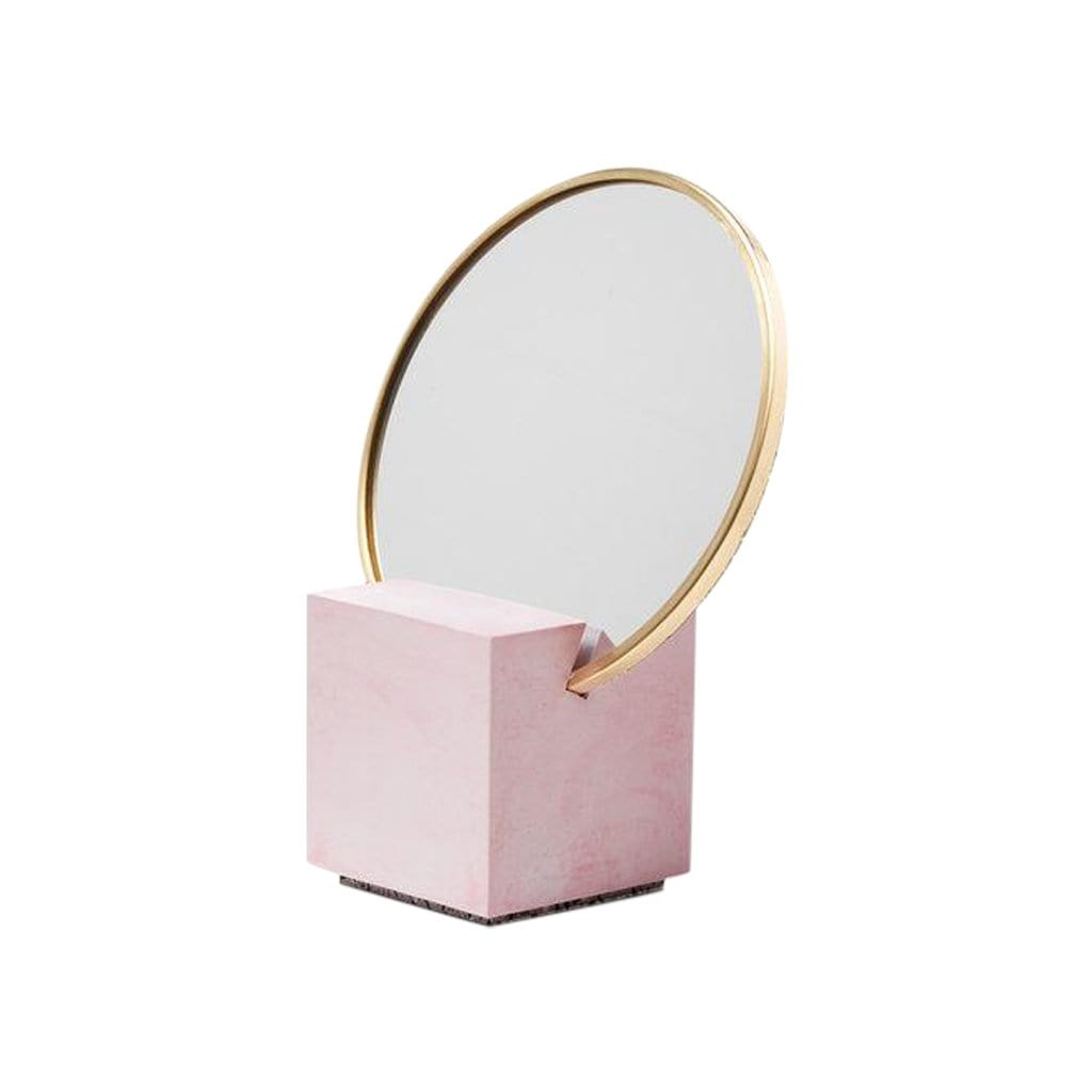 Slash Objects Mirrors Pink Slash Mirror
