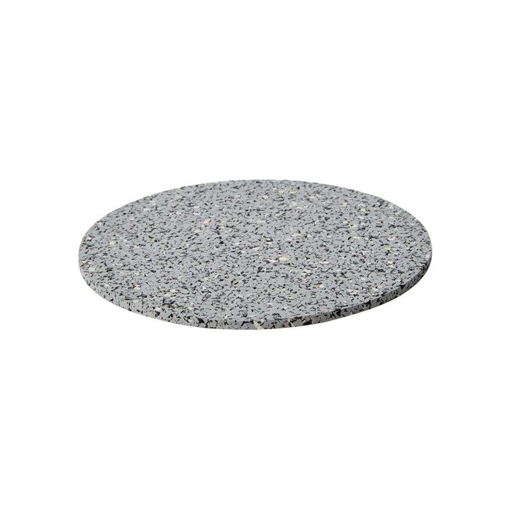 Slash Objects Serveware Round Rubber Gris Trivet