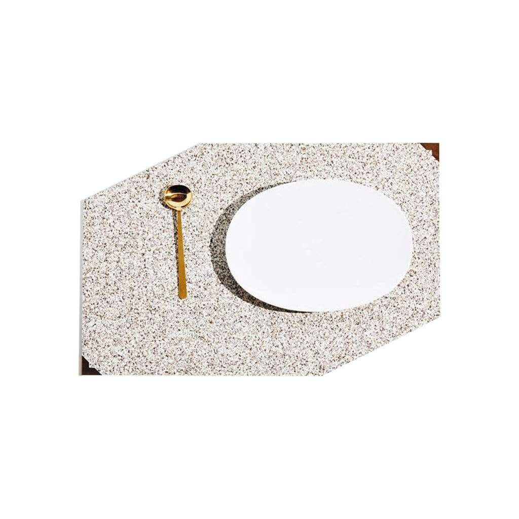 Slash Objects Table Linens Sand Rubber Placemat