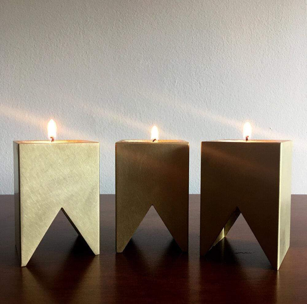 Soldiers of Humanity Small Tea Candle Holders