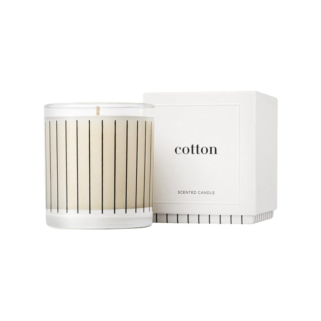 Studio Stockhome Candles + Diffusers Cotton Scented Candle