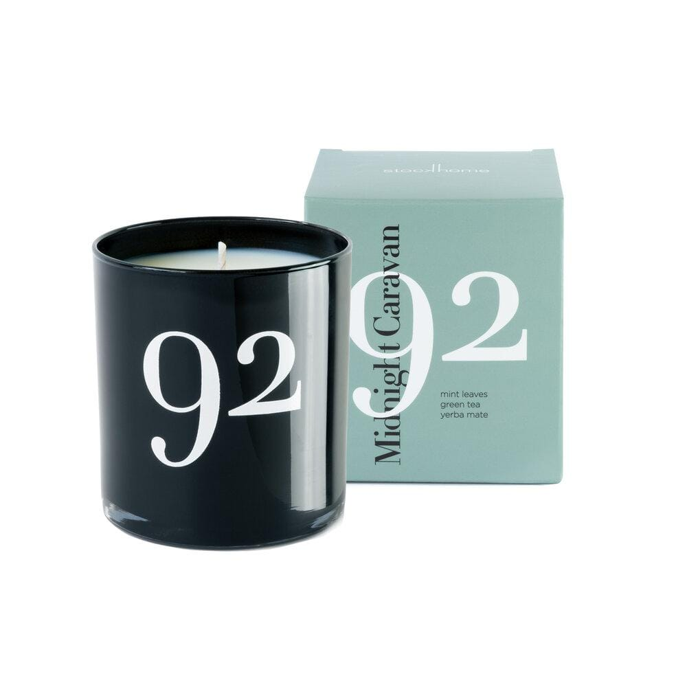 Studio Stockhome Candles + Diffusers Midnight Caravan Scented Candle