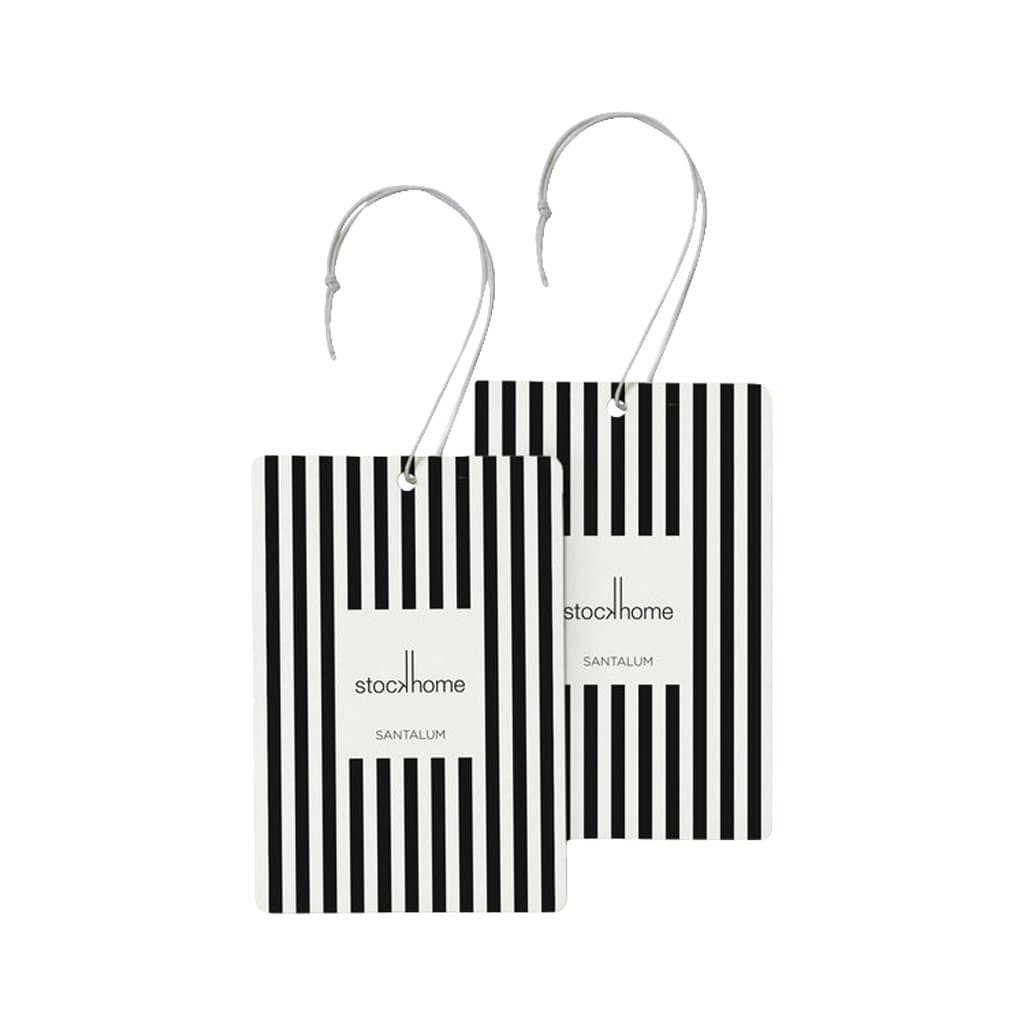 Studio Stockhome Candles + Diffusers Santalum Scented Freshener Card