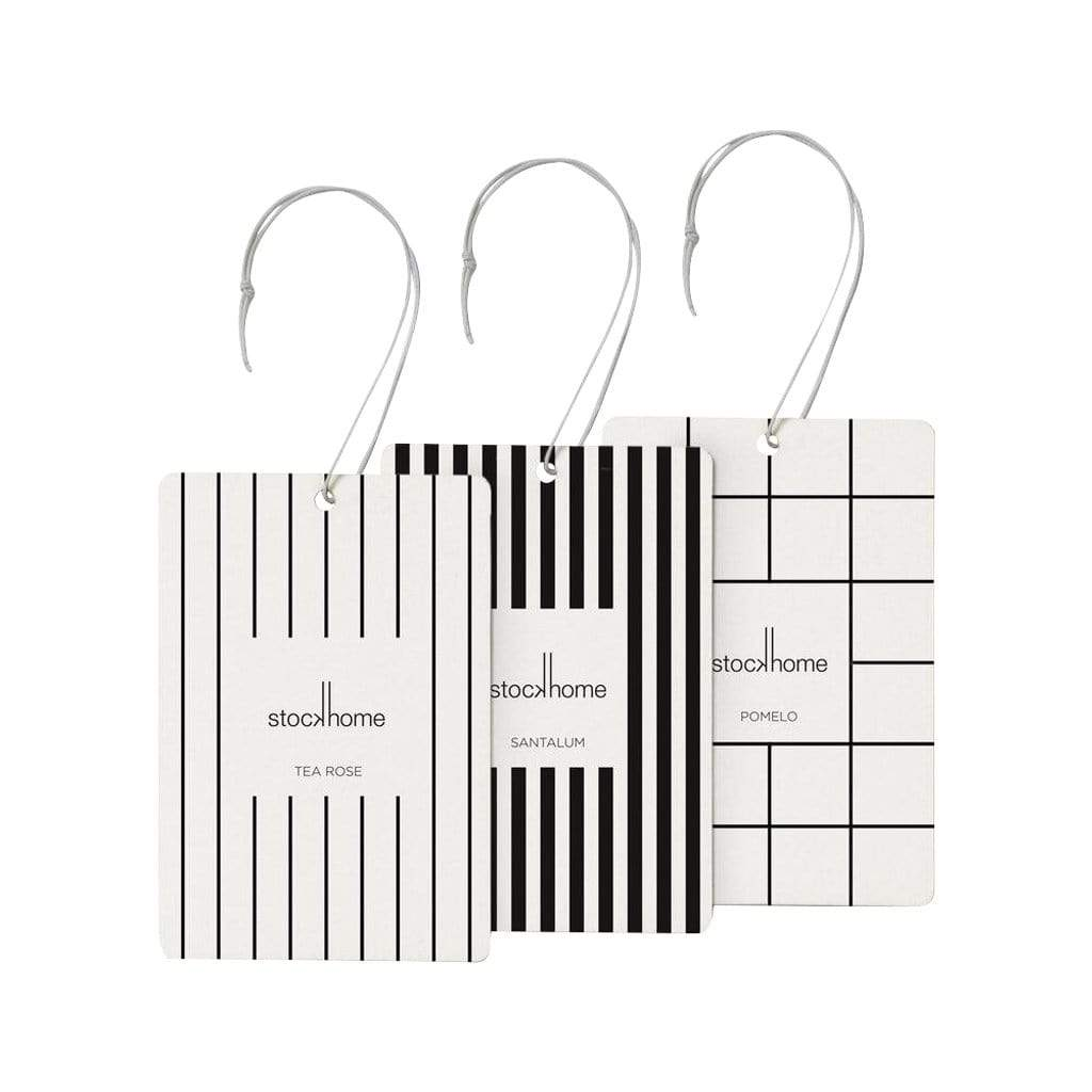 Studio Stockhome Candles + Diffusers Scented Air Freshener Cards (3-Pack)