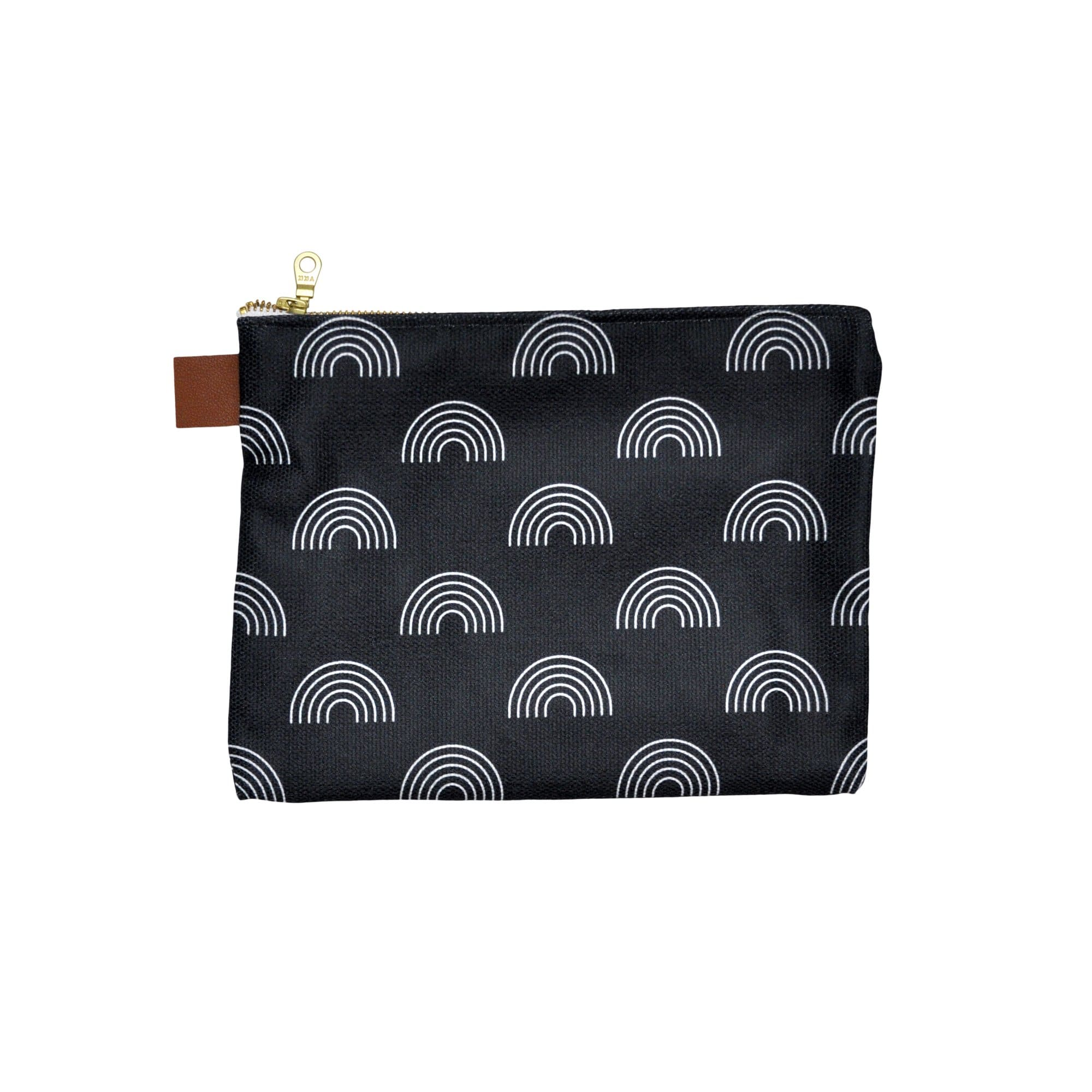 Swell Made Co. Handbags + Clutches Rainbow Canvas Pouch