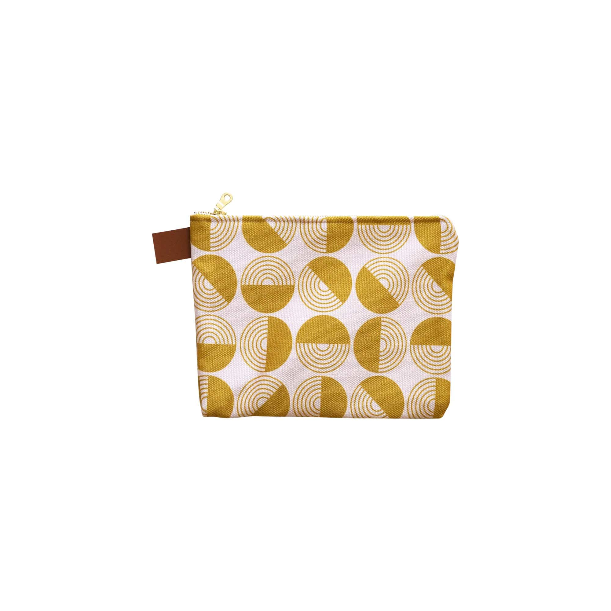 Swell Made Co. Handbags + Clutches Sunrise Canvas Pouch