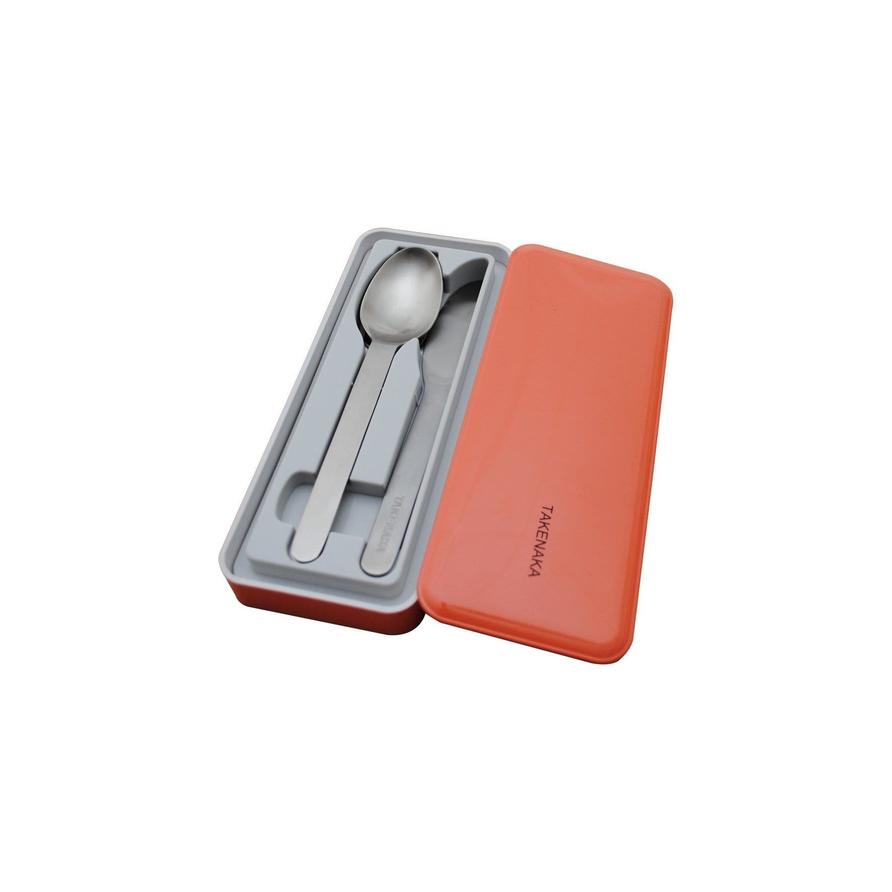 TAKENAKA BENTOBOX Cutlery Case ACCESSORIES CUTLERY CASE Coral