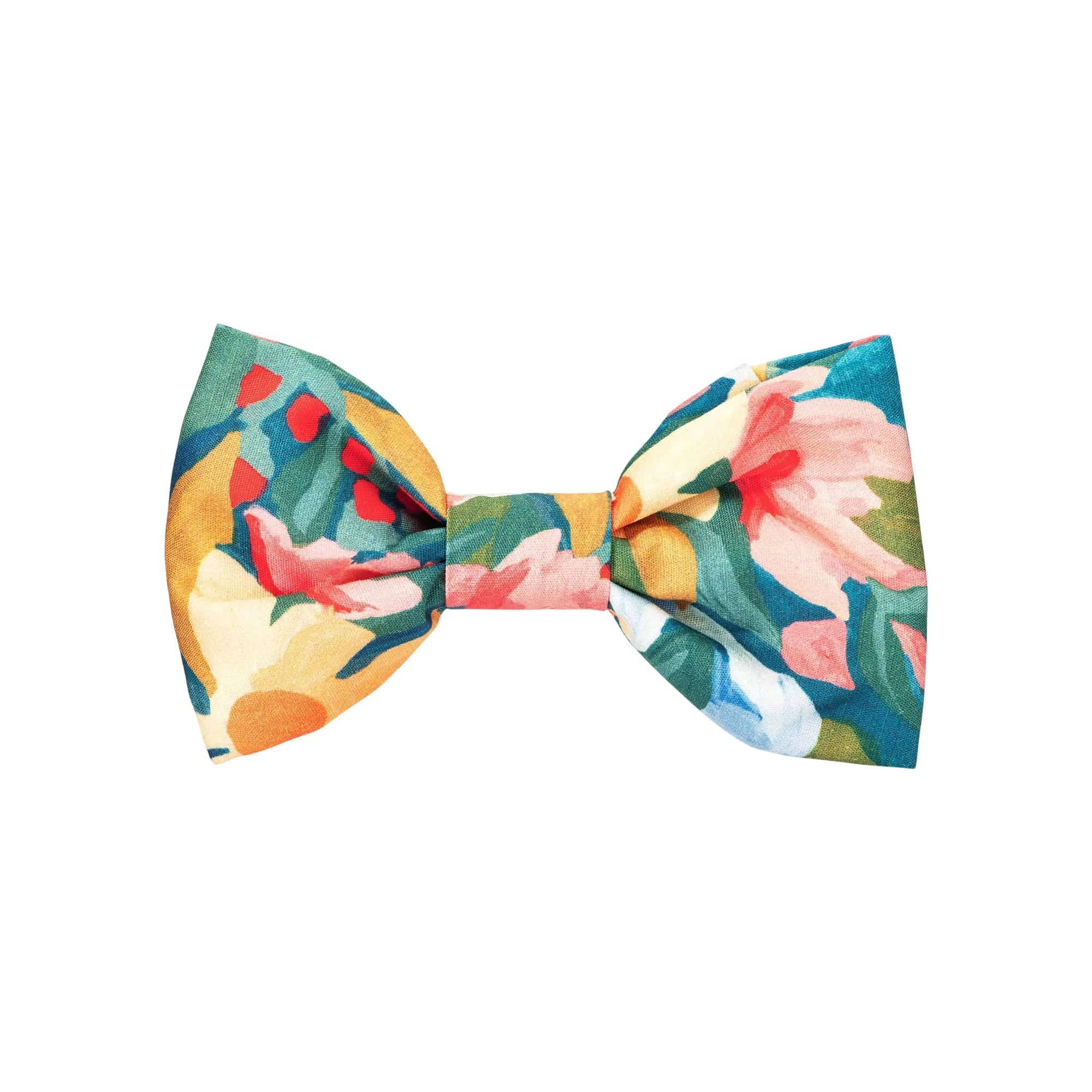 The Foggy Dog Bandanas + Bow Ties Wildflower Bow Tie