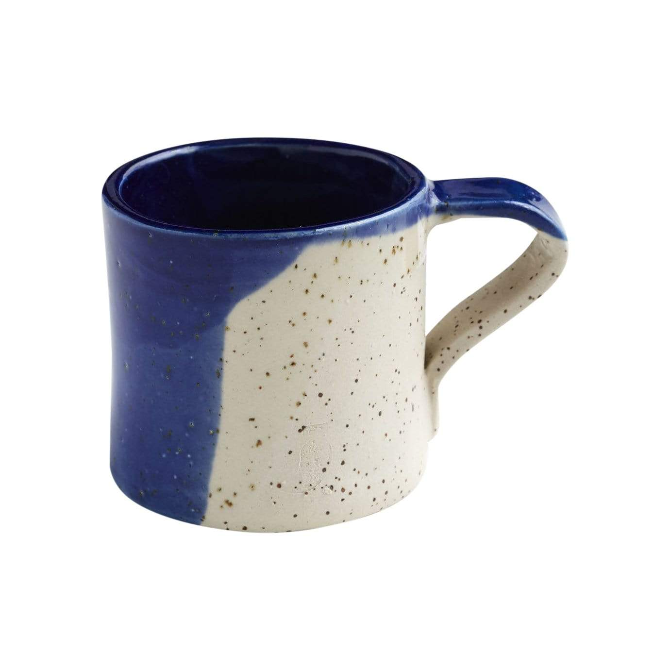 The Painter's Wife Cups + Mugs Blue Mug