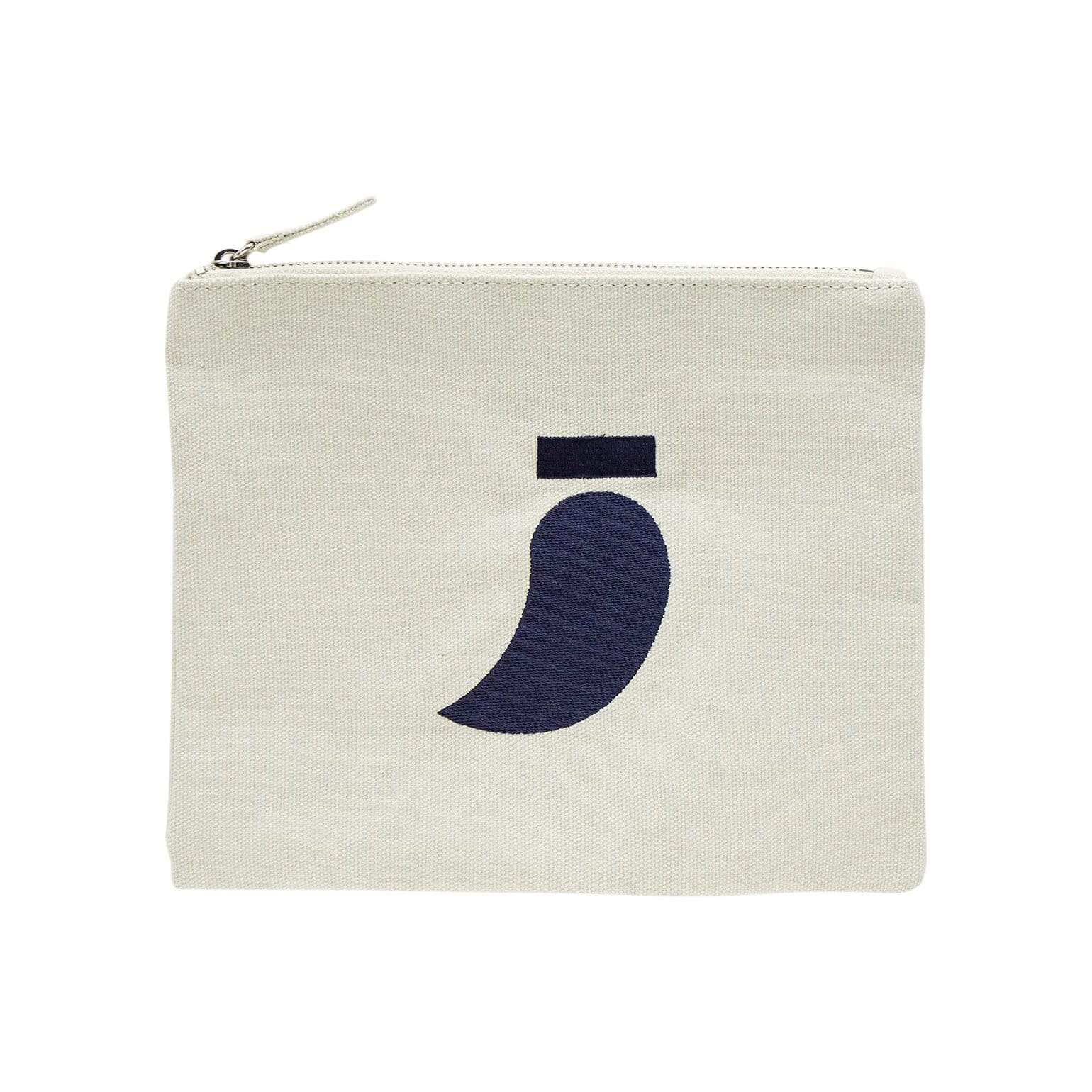 The Painter's Wife Walk Helen F. Navy Logo Treat Bag