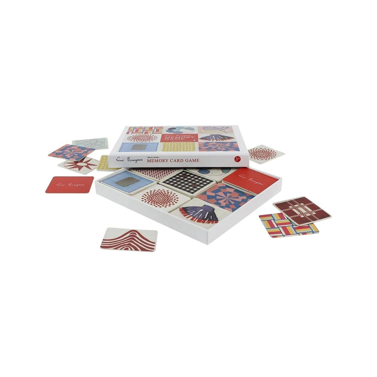 Third Drawer Down Board Games Memory Card Set x Louise Bourgeois