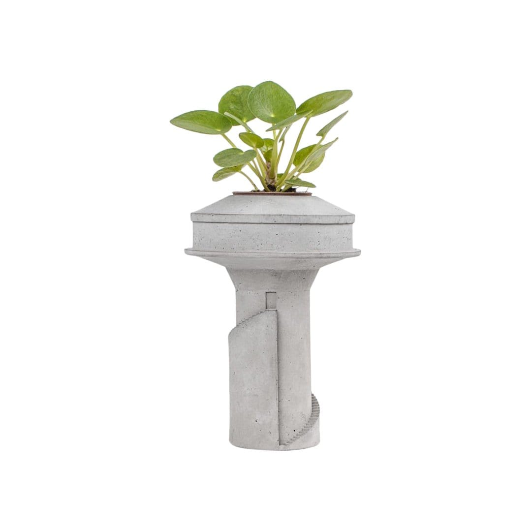 Water Tower 2 Planter