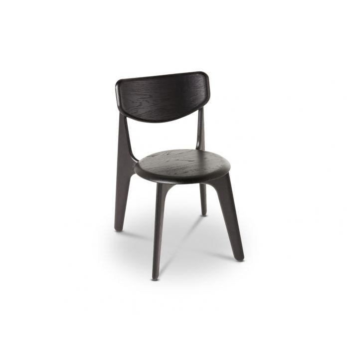 Slab D Chair Black