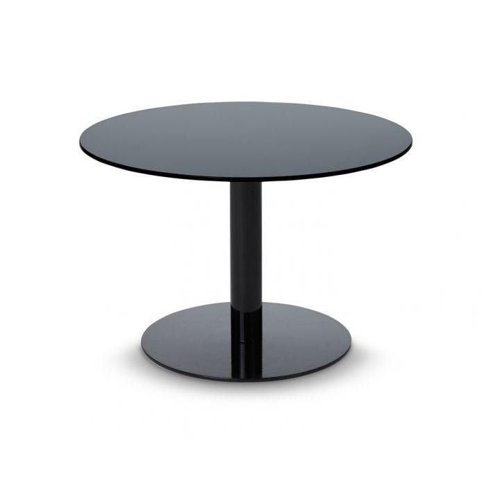 Flash Table Circle Black