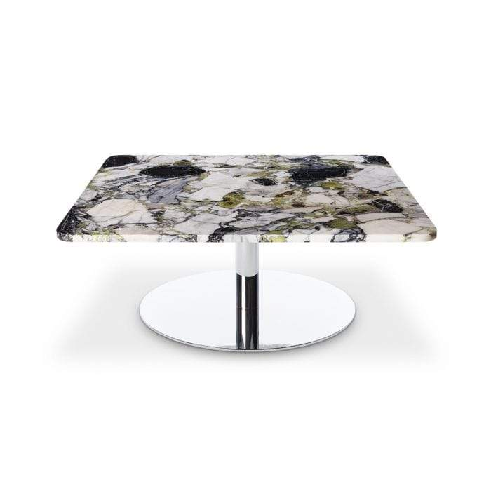 Flash Table Square Chrome Primavera