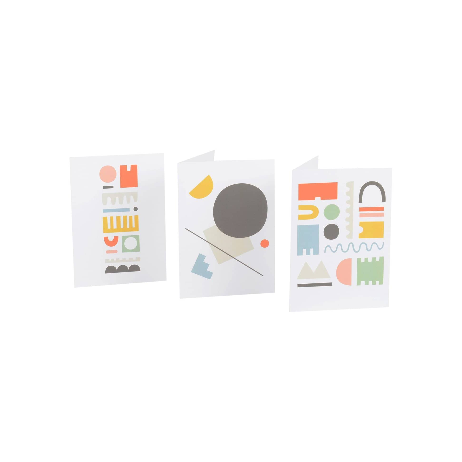Tom Pigeon Notebooks + Stationery Beachcomber Card Set