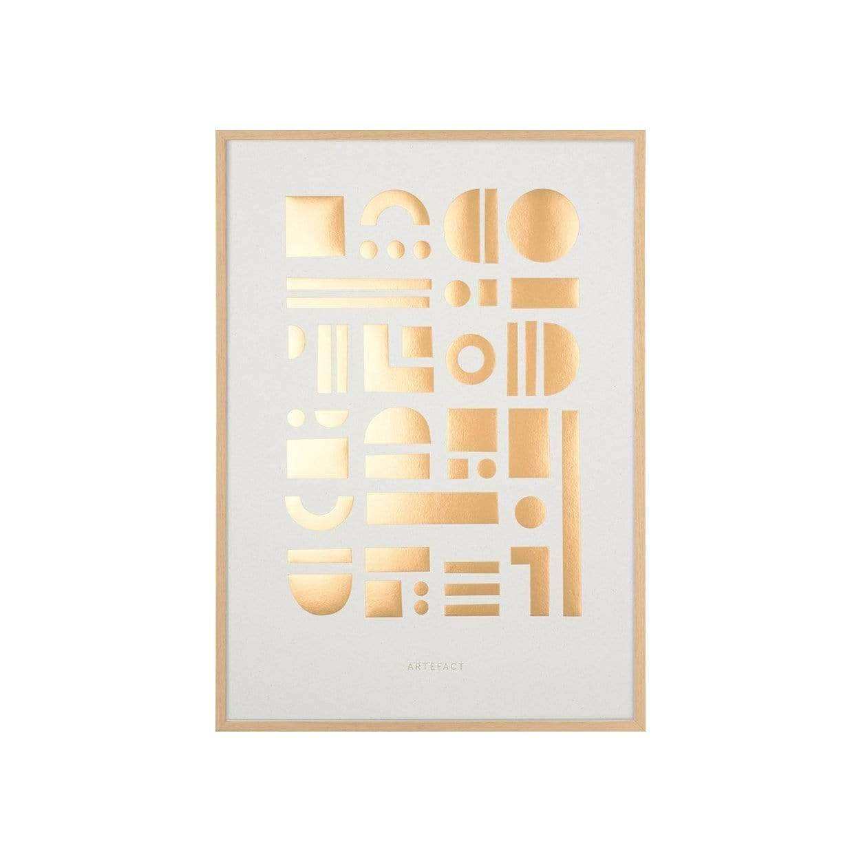 Tom Pigeon Photography + Prints Artefact Copper Art Print