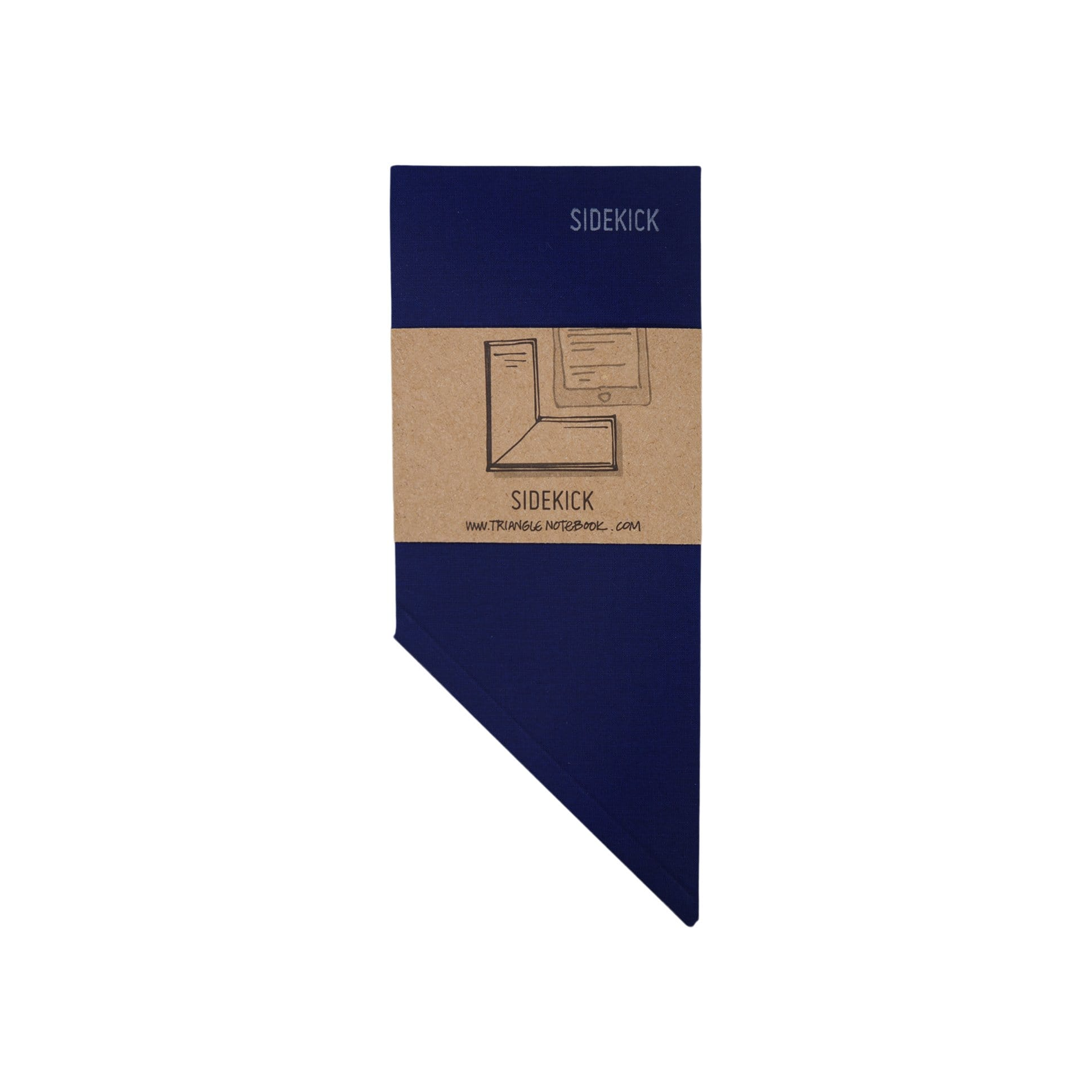 Sidekick Navy Blue Desktop Notebook